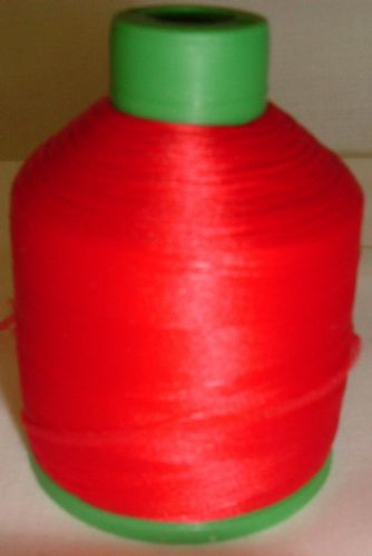 Woolly Nylon Overlocker/Serger Machine Sewing Thread Red BLB03.002